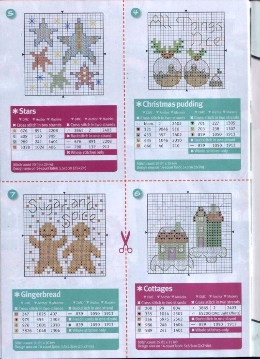 Gallery.ru / Photo # 65 - Cross Stitch Crazy 143 November 2010 + app free christm - tymannost