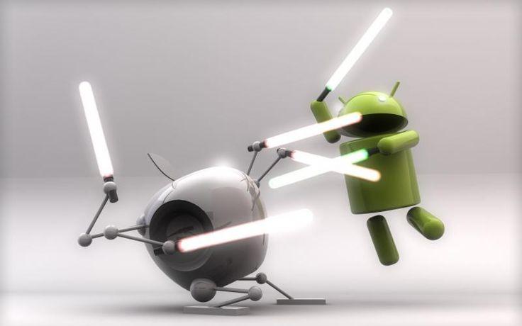 Perbandingan Android Vs. iPhone – IndoLinkFree