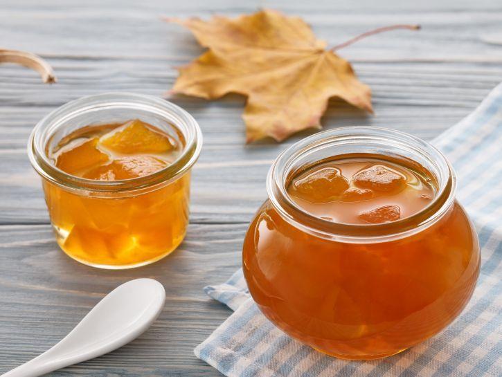 Confettura di zucca e limoni -  Fresh pumpkin jam