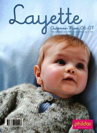 Layette bebe 454 2006 2007 - Les tricots de Loulou - Picasa Web Albums