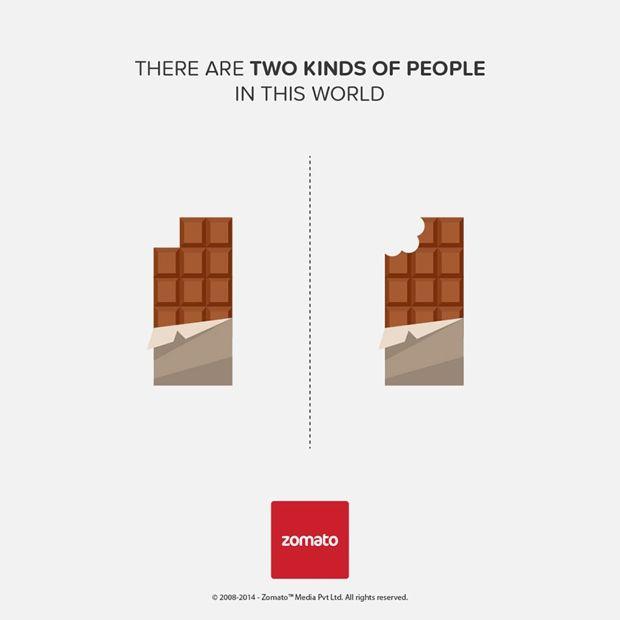 Hay 2 tipos de personas...