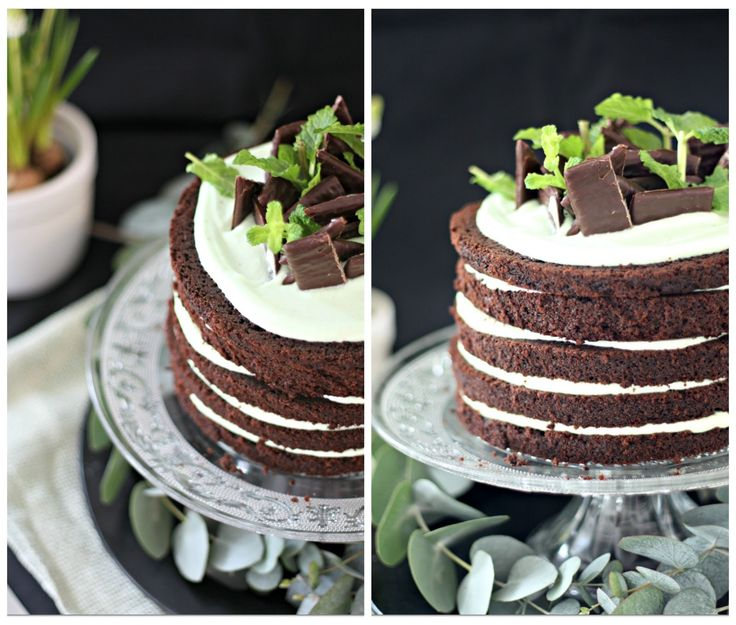 Bake a wish: Große Törtchenliebe - Heute: After Eight
