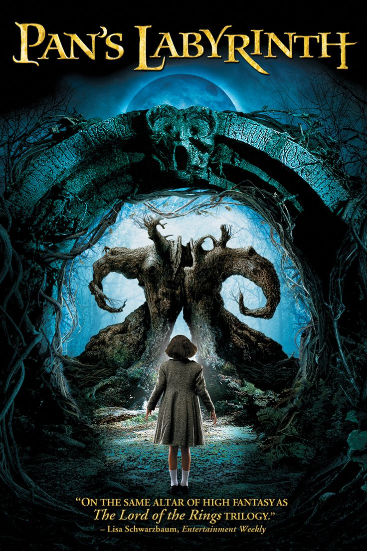 12 Best Foreign Movies Of All Time That Will Expand Your Worldview-4. Pans Labyrinth, Spain (2006): Never Stop Exploring