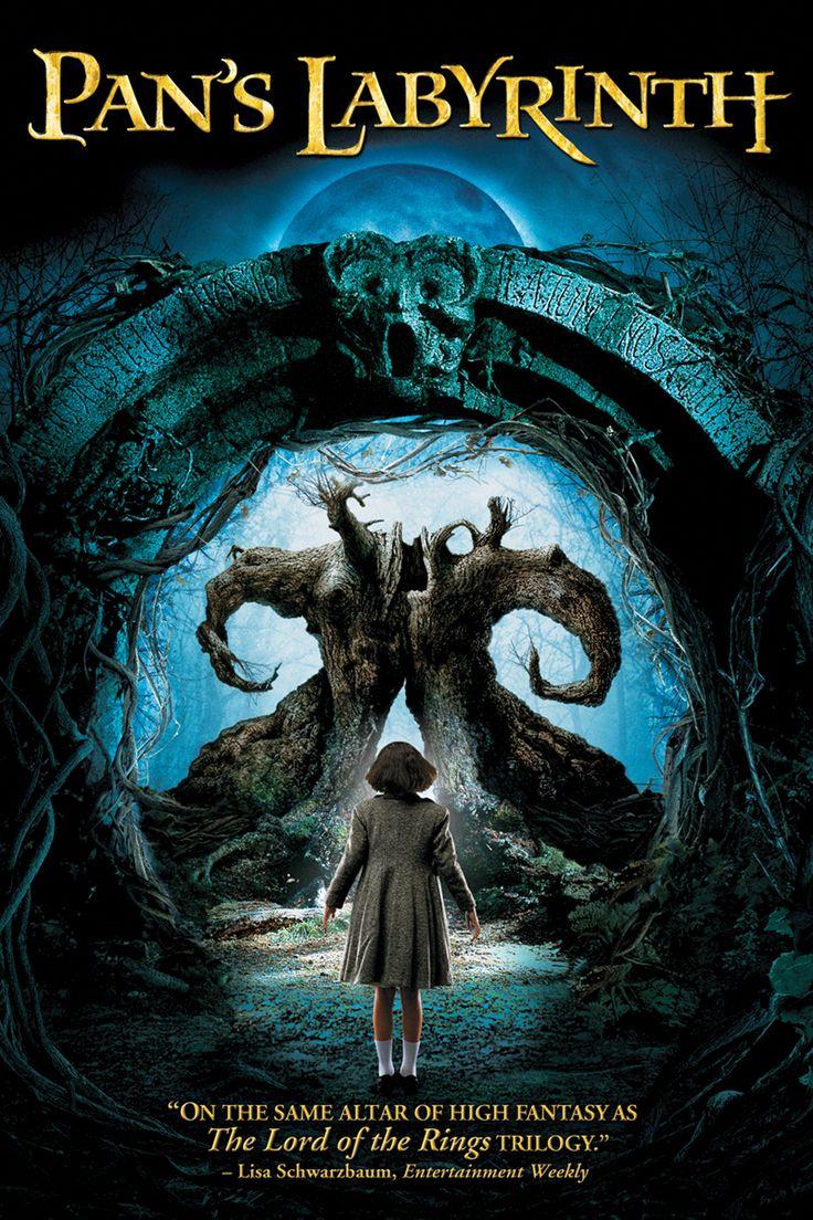 Kết quả hình ảnh cho Pans labyrinth phim