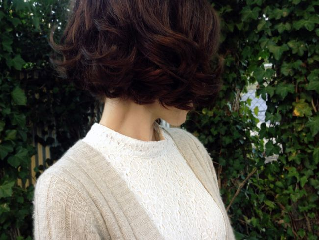 Short curly hair inspiration <3 | Le Blog de Sushi: The places we used to go