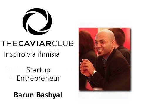 The Caviar Club - Barun Bashyal, Startup Entrepreneur