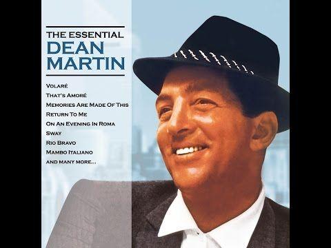 Dean Martin - Mambo Italiano - YouTube
