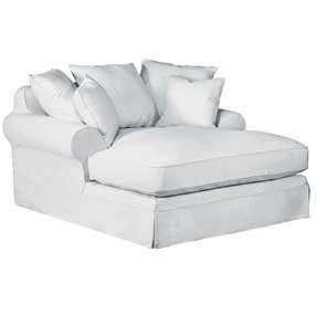 Coricraft Santorini Daybed In A Colour Of Course White