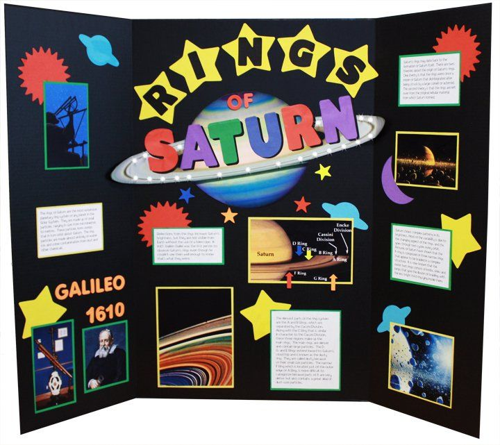 science poster for kids