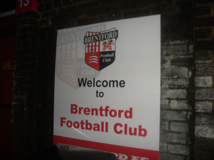 Brentford FC: Griffin Park