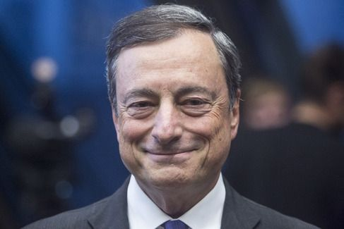 Talk Is Cheap for Euro as QE's Diminishing Returns Thwart Draghi.(October 13th 2015)