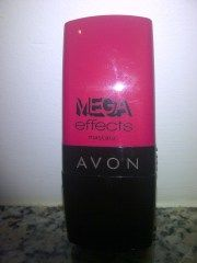 Avon Mega Effects mascara  Click to read full review on The Neon Leopard!