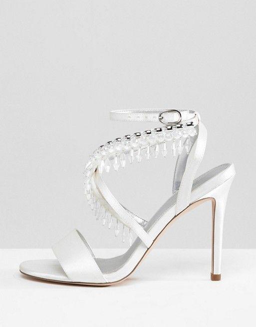 e277993dbbb7 DESIGN Hydro Bridal Embellished Heeled Sandals