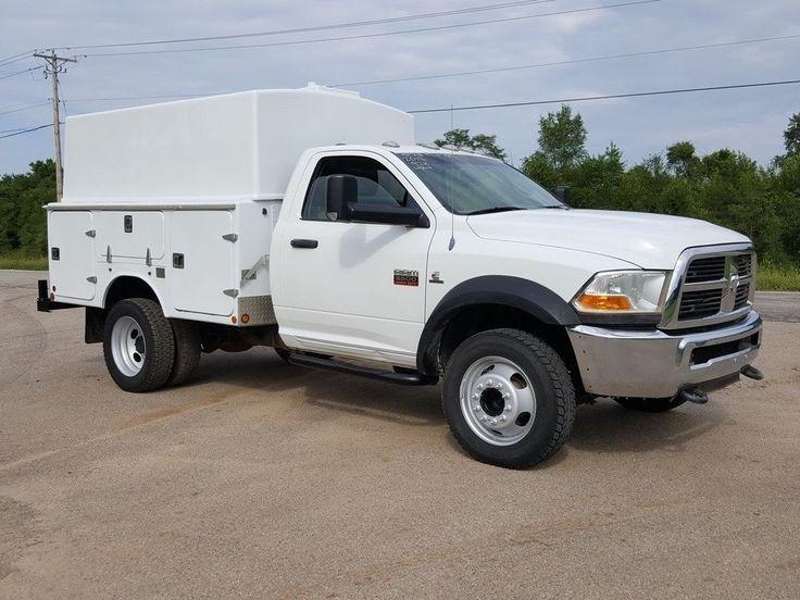 2012 Dodge RAM 5500hd 4X4 truck