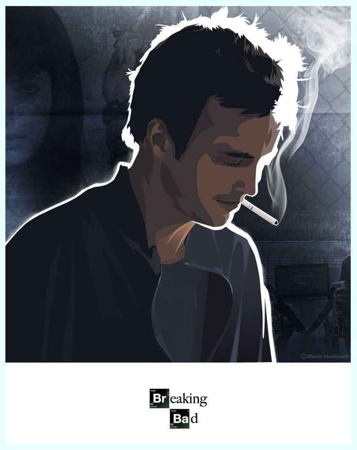 BREAKING BAD Character Portraits by MartinWoutisseth - News - GeekTyrant