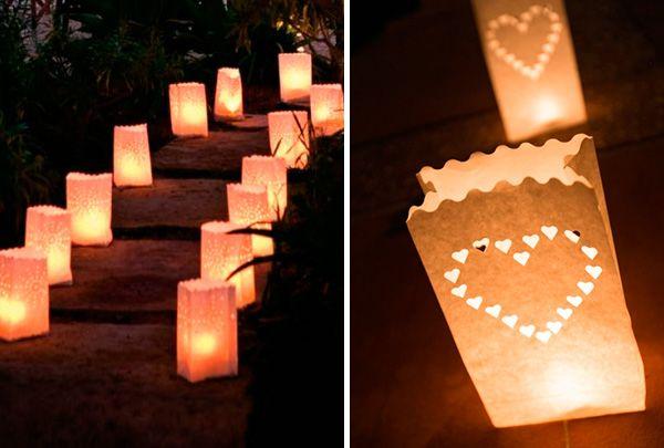 Decora e ilumina la Boda con Velas | El Blog de una Novia