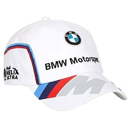 a004657ff3 BMW Motorsport Team Hat 2016. BMW Motorsport replica cap with team logo on  front and PUMA cat logo on brim.... | Hats | Hats, Bmw accessories,  Baseball hats