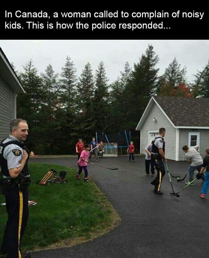 Police complaint response