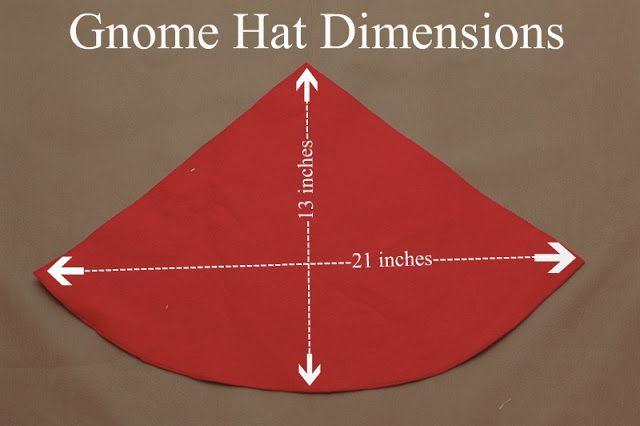 DIY Project: Felt Gnome Hats   Tikkido.com