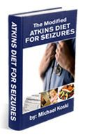 Information from the Atkins company for the use of modified Atkins diet for management of epilepsy.