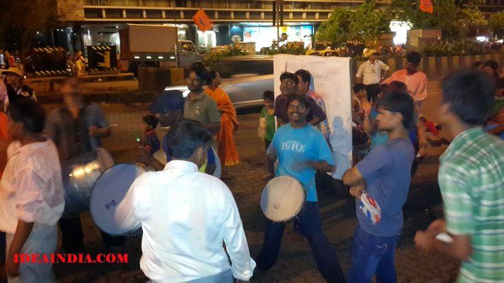 Mumbai Ganpati Festival 2014 - Images of India