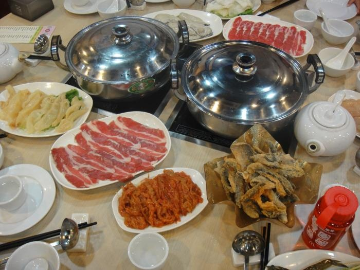 I missed Hotpot much!
