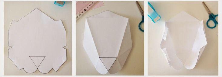 DIY - CABEZA DE CONEJO | Handbox Craft Lovers | Comunidad DIY, Tutoriales DIY, Kits DIY