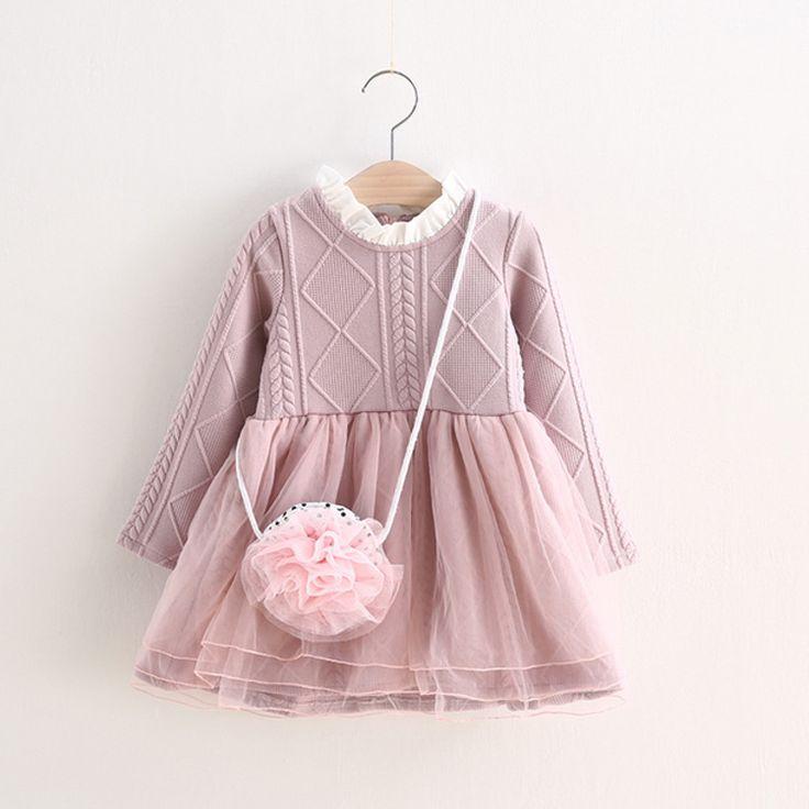 Купить товарС длинным рукавом платье дети 2016 осень с длинным рукавом розовый принцесса сетка новый стиль самые красивые дети детские симпатичные одежда в категории Платьяна AliExpress. С длинным рукавом платье дети 2016 осень с длинным рукавом розовый принцесса сетка новый стиль самые красивые дети детские симпатичные одежда