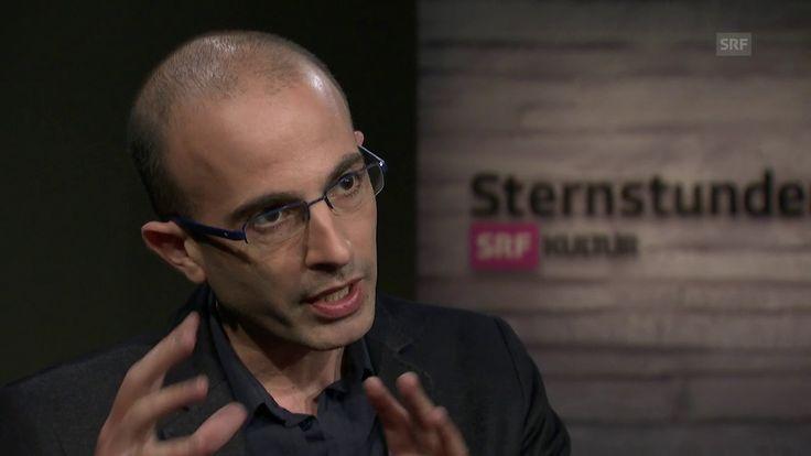 Yuval Harari:  Ein Historiker erzählt die Geschichte von morgen (Sternst...