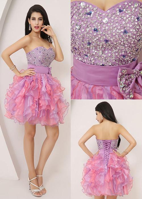 Mejores 332 imágenes de homecoming dresses en Pinterest   Vestidos ...