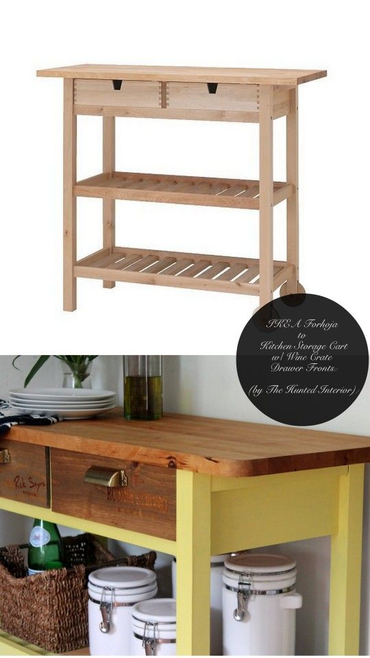 See More 10 Totally Ingenius Ridiculously Stylish IKEA Hacks I Have The Cart In Picture