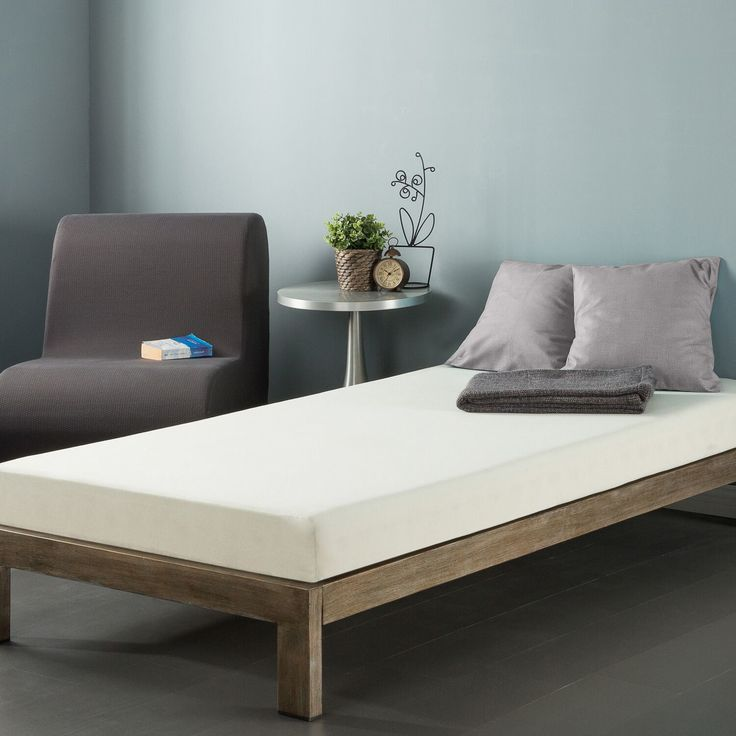 single folding bed with foam mattress and frame set
