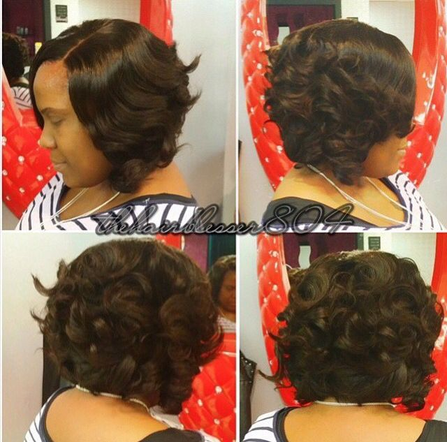 149 best weave bob hairstyles images on pinterest braids 8 easy hairstyles for long thick hair to make you want short hair pmusecretfo Images