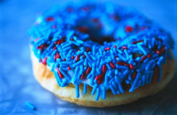Deze zelfgemaakte donuts hoef je niet te frituren - Het Nieuwsblad: http://www.nieuwsblad.be/cnt/dmf20160604_02323620?_section=61812386