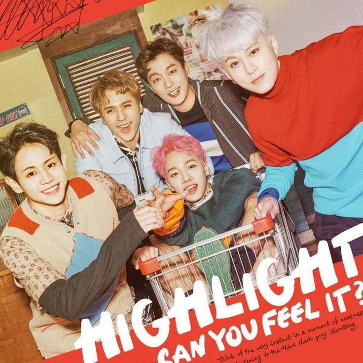 DooJoon (Highlight) diz que é um milagre Plz Don't Be Sad ter ficado no topo das paradas musicais