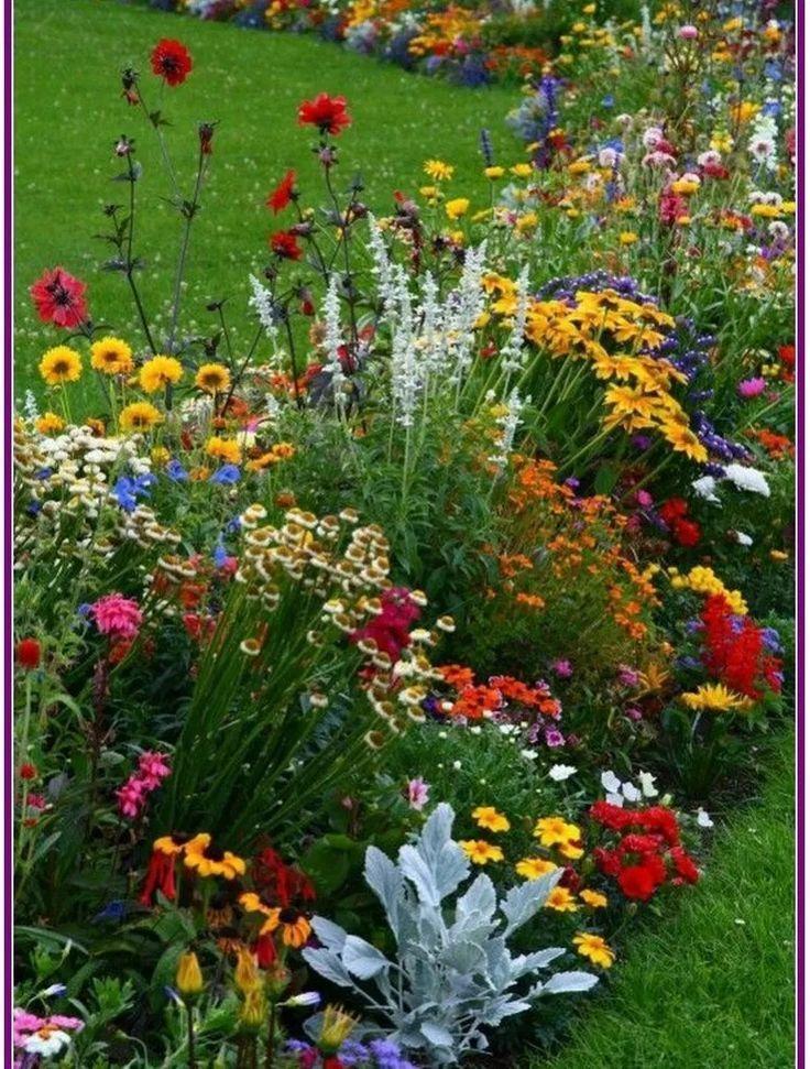 28 Flowers Garden Ideen Fur Hinterhofe Die Ihr Beautiful Flowers Garden Backyard Garden Beautiful Gardens