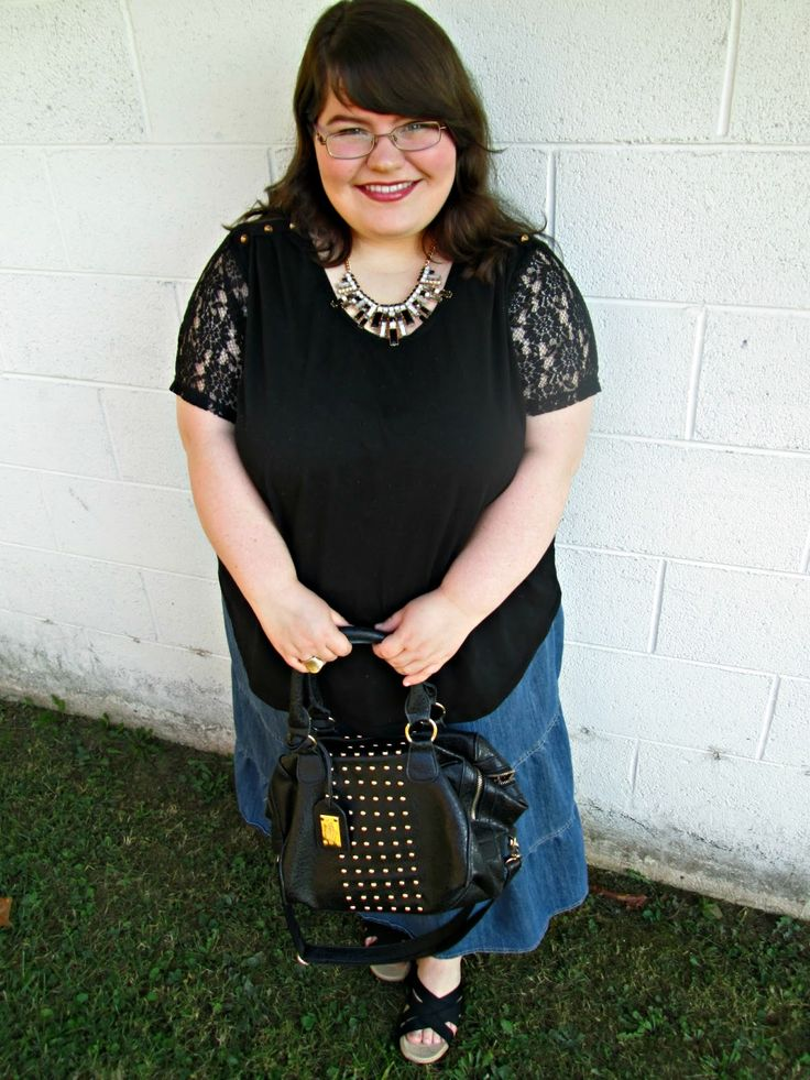Unique Geek: Plus Size OOTD: Keep It Classy #plussizeootd #plussizefashion #plussize #plussizefashionblogger #falloutfit: