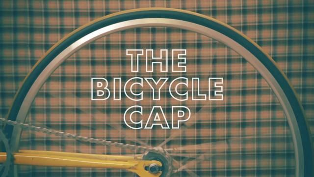 The Bicycle Cap by peSeta for the New Museum