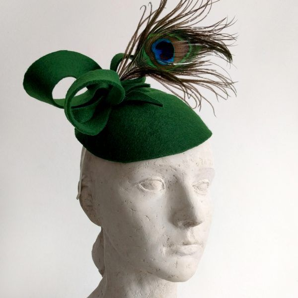 GRATIELA Fascinator hat made by Eventivity Accessorize