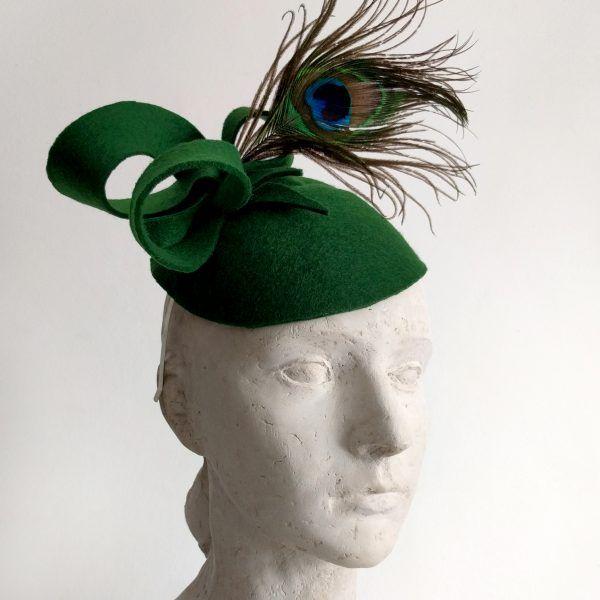 GRATIELA Fascinator hat made by Eventivity Accessorize