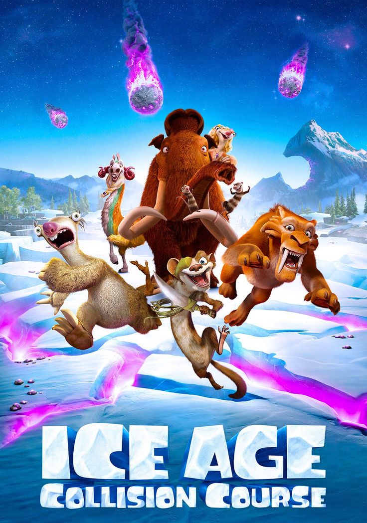 Kids Saturday Club - Ice Age Collision Course July 29, 2017 at 10:30 AM #IceAgeCollisionCourse #KeyWest #AHKW