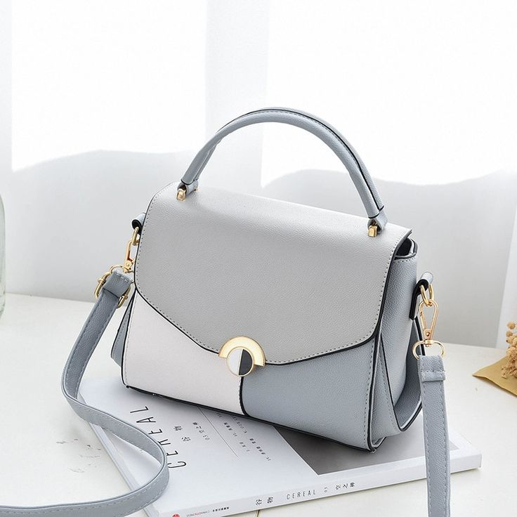 Crossbody Bags For Women Small Ladies Messager Leather Shoulder Bag Patchwork Cross Body Bags For Girls