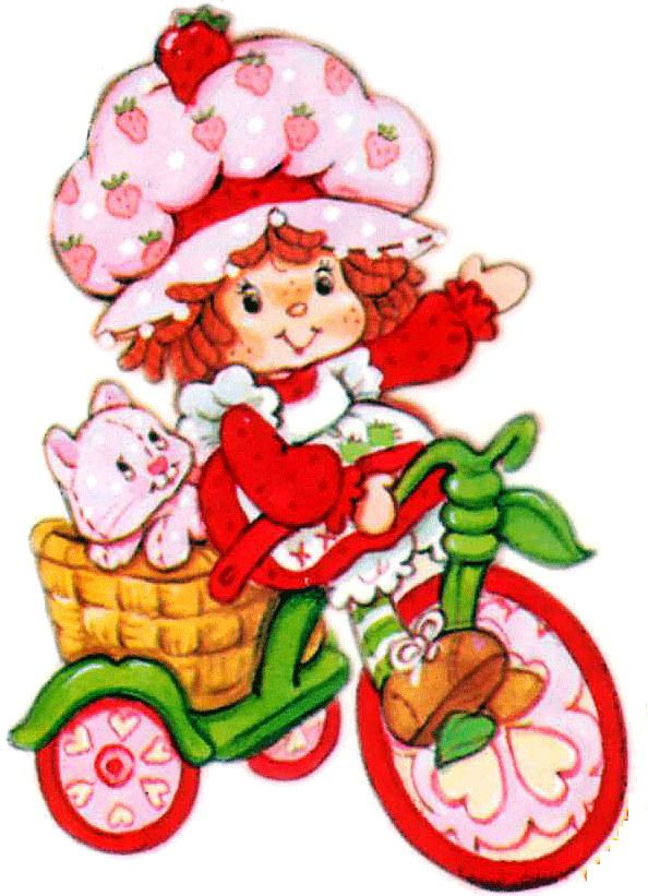 strawberry shortcake images clipart | Clip Art - Clip art strawberry shortcake 429095
