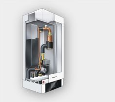 Heiz- und Kühlsystem mit Innen- und Außeneinheit    Die Wärmepumpe Vitocal 200-S ist alternativ als reines Heizungssystem oder als Anlage zum Heizen und Kühlen erhältlich. Vitocal 200-S nutzt die in der Außenluft enthaltene Wärme. Die wetterfeste Außeneinheit lässt sich flexibel aufstellen und dank kompakter Abmessungen auch an Außenwänden leicht montieren. Die freie Aufstellung neben dem Haus oder auf einem Flachdach ist ebenfalls möglich.