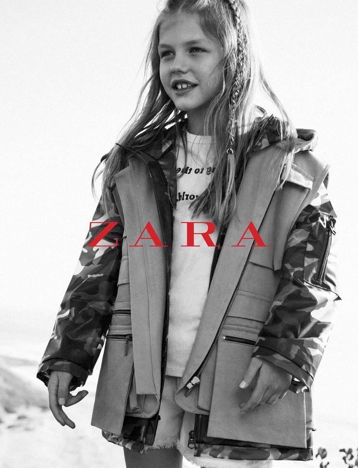 Zara Kids Spring/Summer 2018 Campaign - minilicious.com