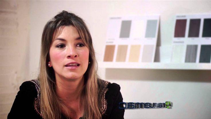 Encatálogo y Tablemac - Creando juntos - Expoconstrucción 2013. ¿Lo logrado? ¡Mezclas de color, texturas y un diseño innovador y funcional!