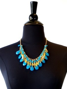 threads and style turquoise sara necklace $19.95 | threads and style