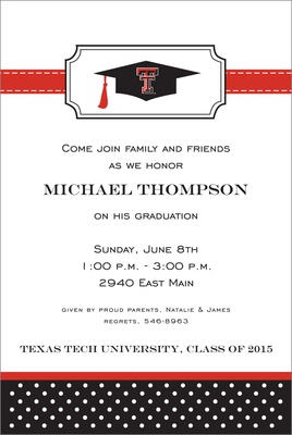 14 best texas tech images on pinterest red raiders texas tech texas tech university invitations filmwisefo