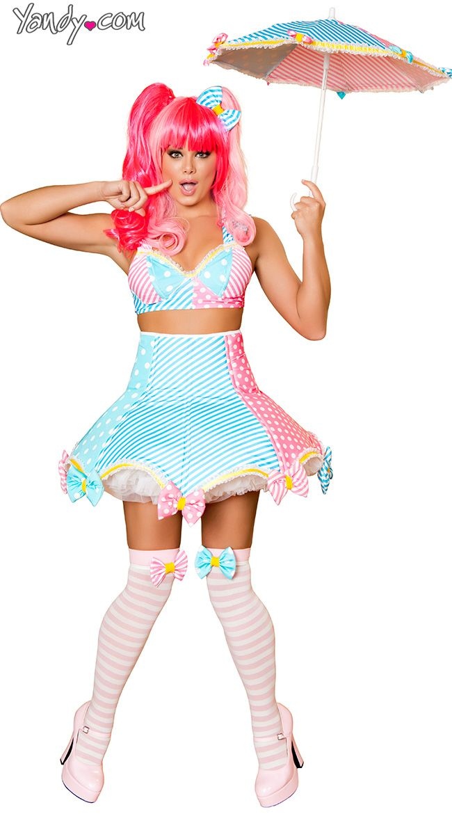 Deluxe Lady Laughter Clown Costume | halloween