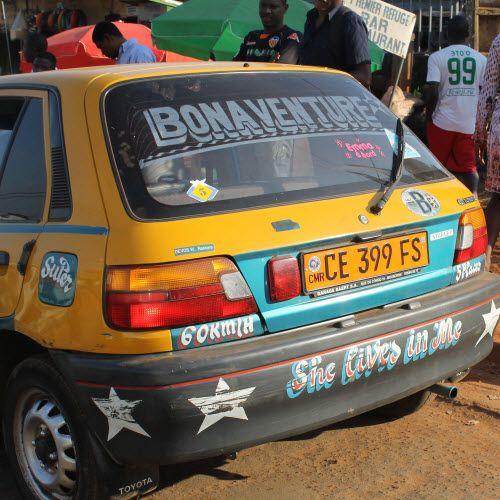 CAMEROUN :: Prix du taxi : à chacun son tarif :: CAMEROON